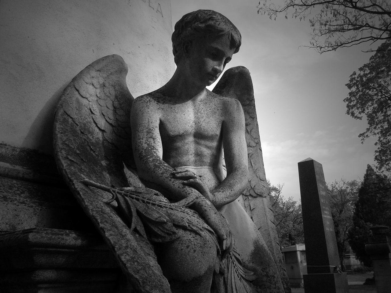 Graveyardbeauty Bnw_friday_challenge Seraphin & Seraphim Dirtyangel