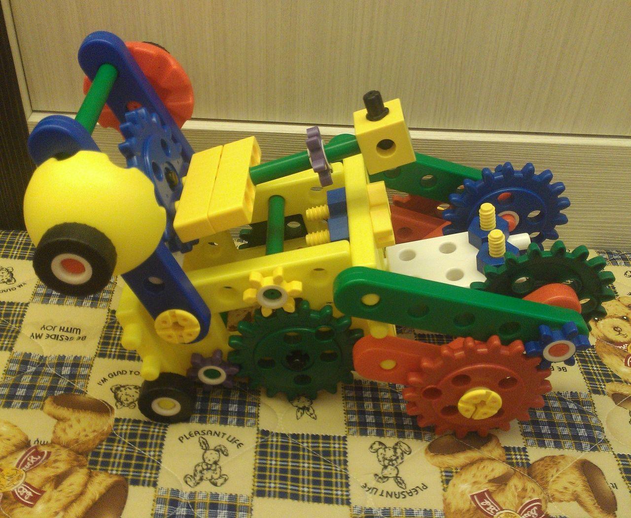 坦克 購物推車改裝 Toy DIY