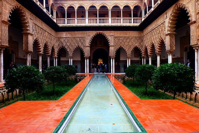 Sevilla Realesalcazares Reyes