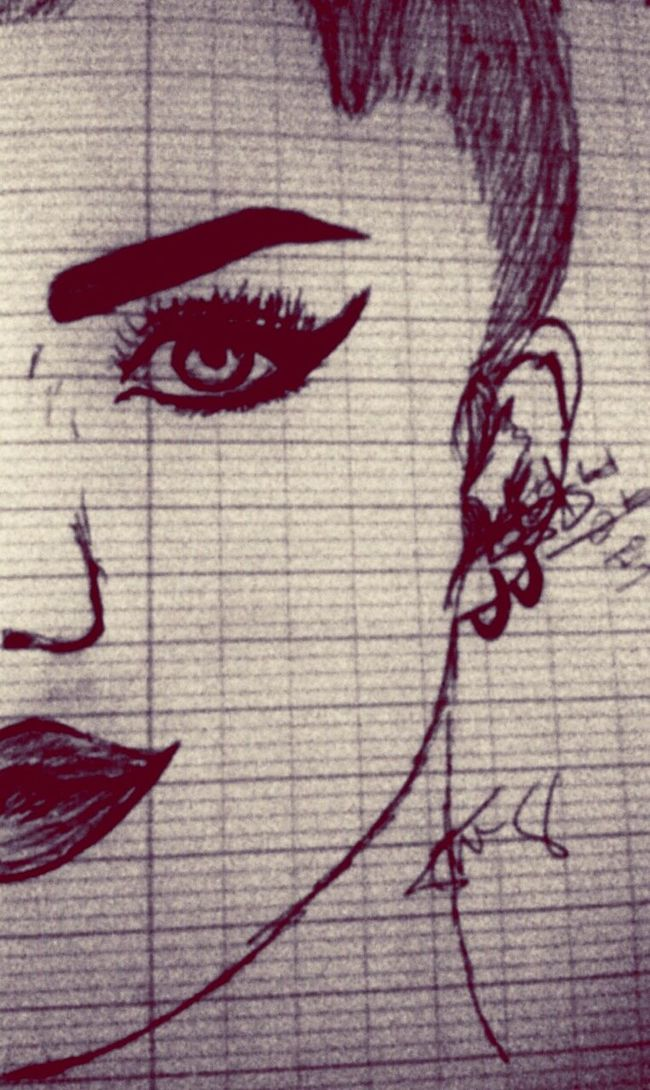 Drawing Art Taking Photos Ses Yeux ! <3