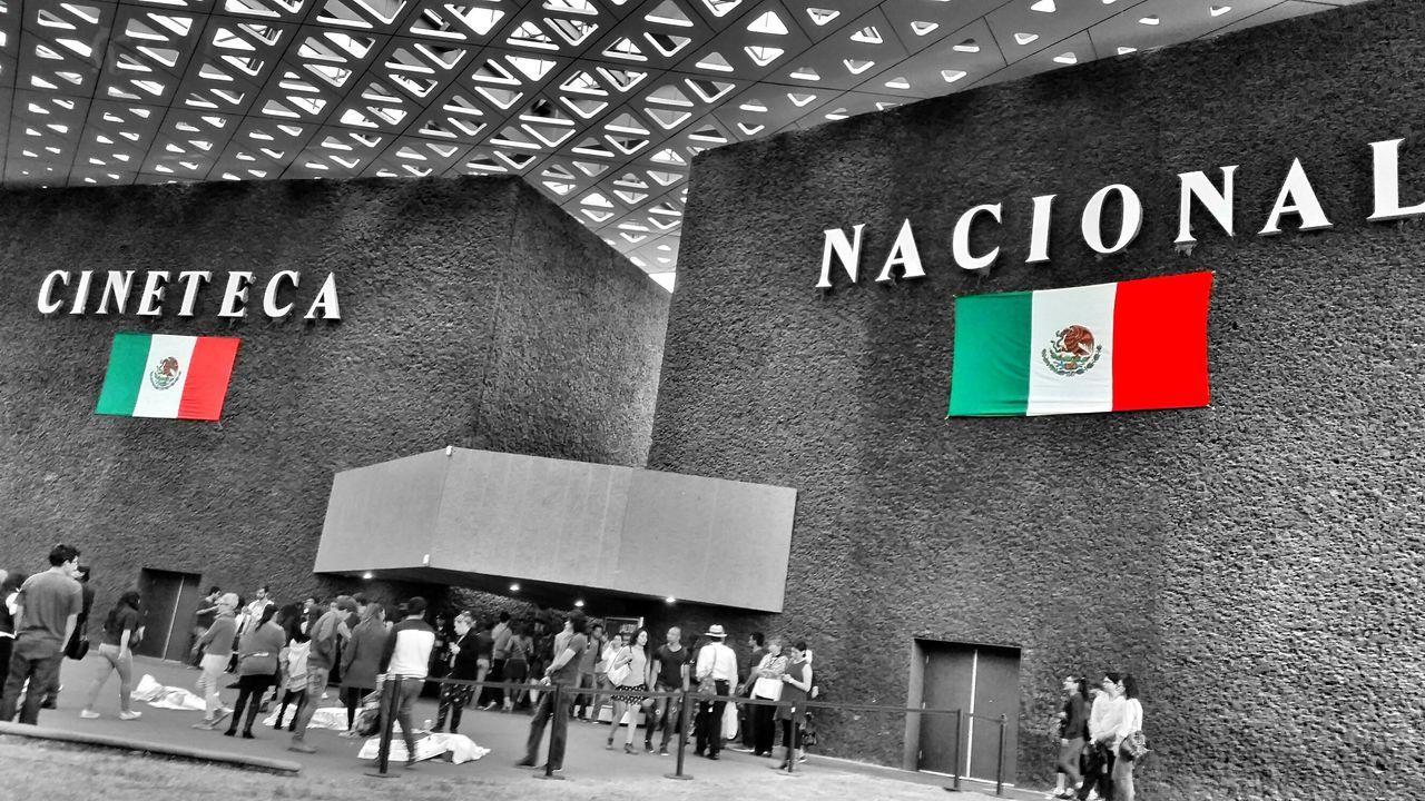 Cineteca Arquitecture Urban Scene Eye4photography  Photooftheday Urban Geometry Eye4photography  Walking Around Eye4photography  EyeEm Best Shots Mexicocity  Urban Mexicodf