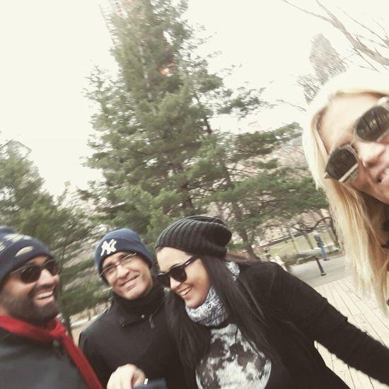 #NewYork  #travel #trip Central Park Family January New York City Trip