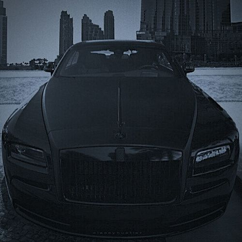 Rolls Royce Black Bad Exclusive  Car