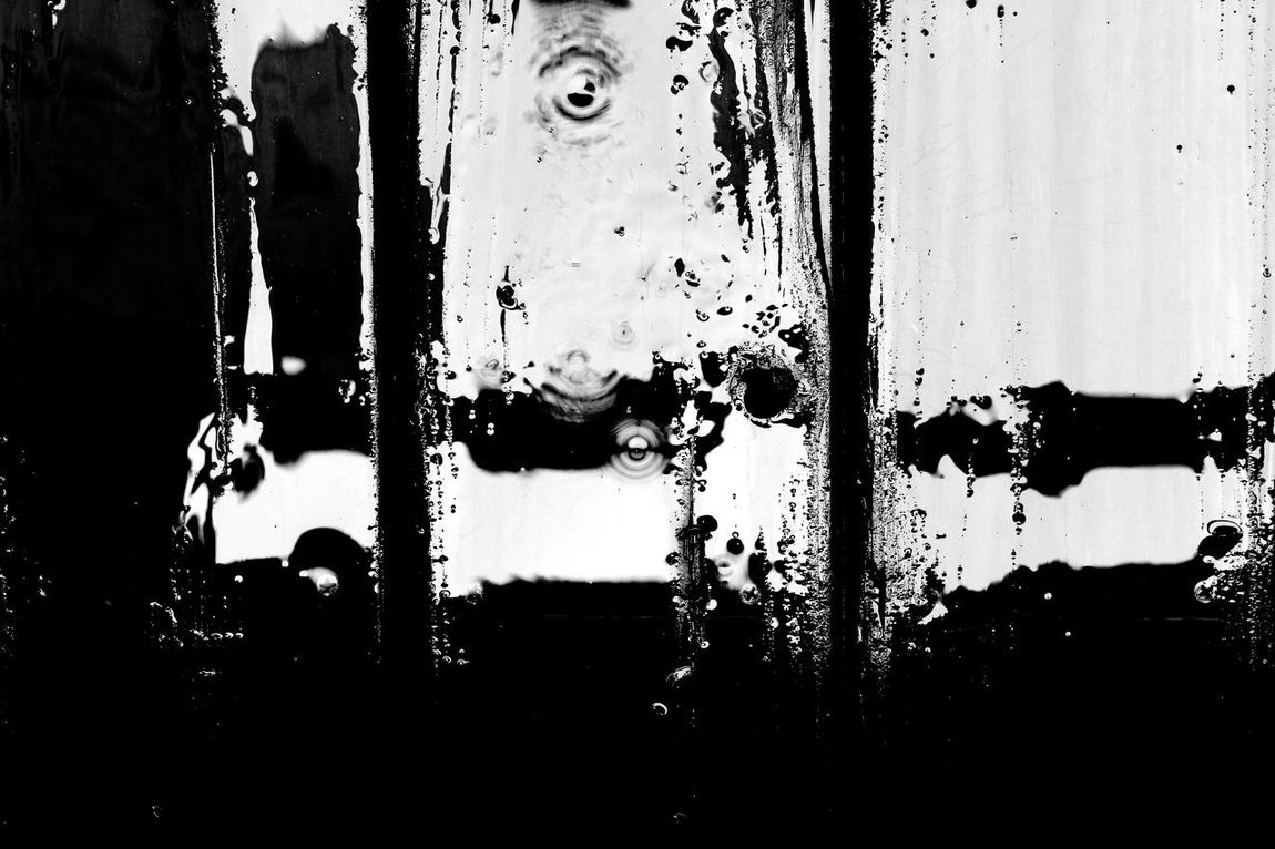 When the raindrops meet the wooden floors.. Rainy Day Blackandwhite Photography Traveling Reflection Artistic Expression Jocydumonde