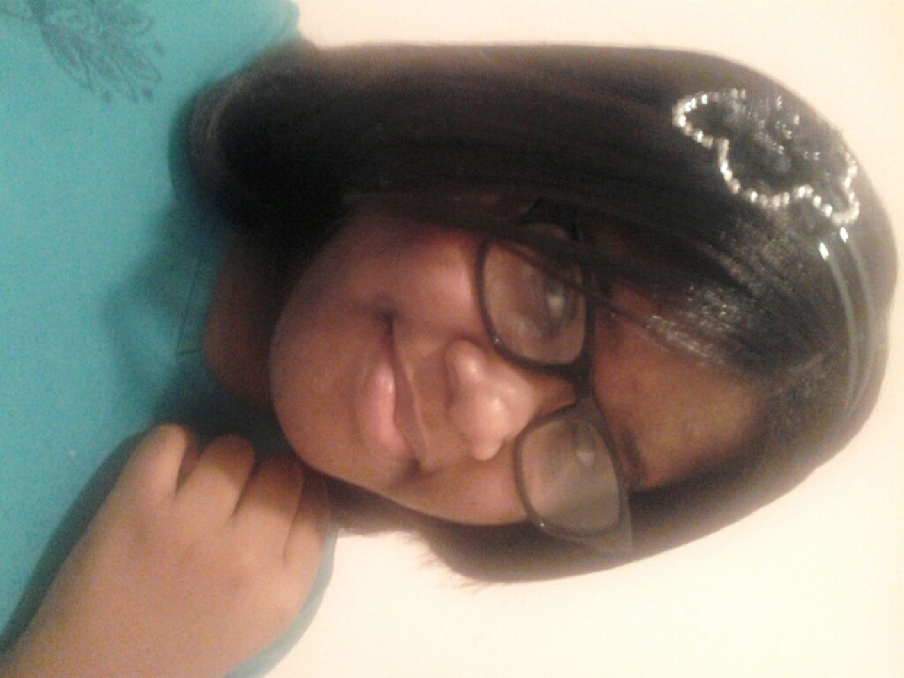 No Edits! Was Chillen And Did My Hair All By Myself ^_^
