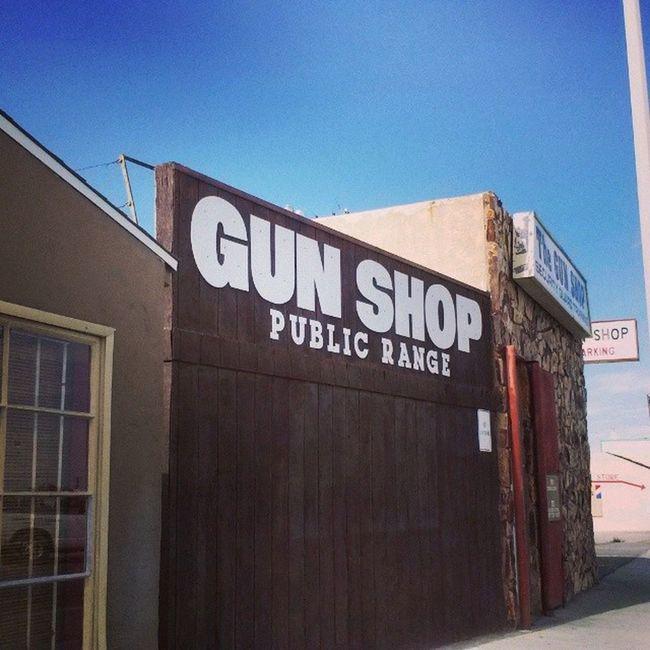 Lets do this. :) Gunshop PublicRange Shootingwiththepopsandsis Lancaster Landcracker
