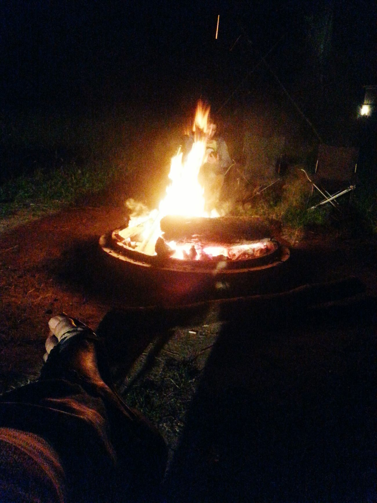 SummerNights Fire Having Fun Friendship <3