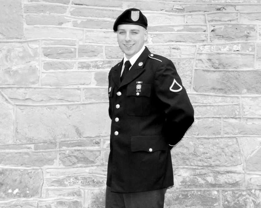 Shades Of Grey Soldier Nationalguard Protecting Freedom