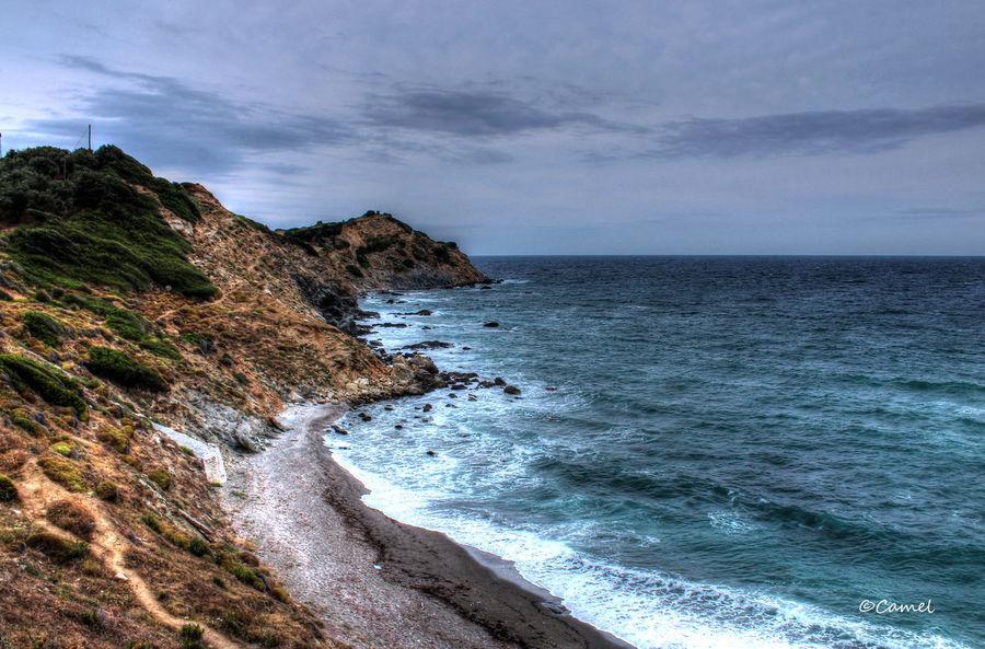 Beauty In Nature Greece Horizon Over Water Nature No People Scenics Sea Skiathos Sky Water
