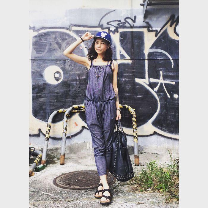 GOOD DAY MOOD💙 Chillin Street Fashion Everythingisawesome Xoxo