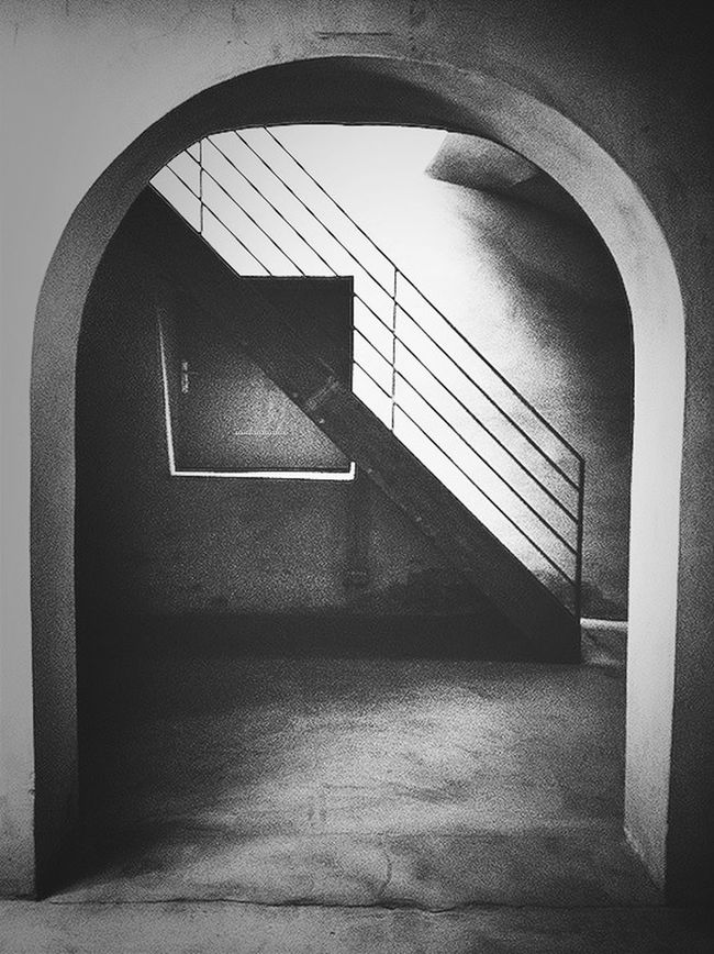 Escapism Lines & Curves Urban Geometry Light And Shadow Black And White Photography