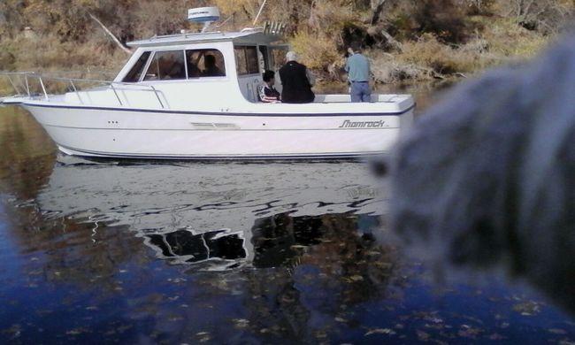 Relaxing Boat Ride Fishing Boat Watching Boats