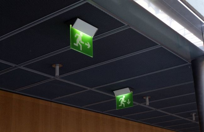 Many ways out. 35mm Film Abstract Ceiling Exit Sign Film Photography Geometric Shape Guidance Helios 44-2 Information Sign Information Symbol Modern Mtz No People Symbol
