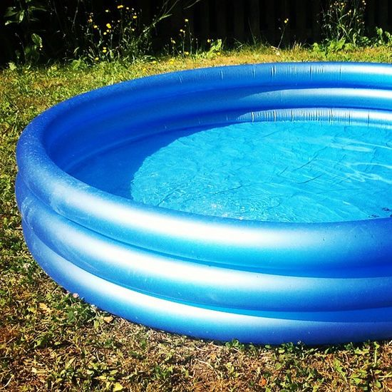 Sommer ist was Feines. Pool