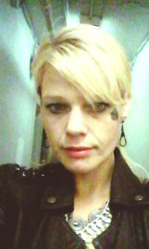 That's Me Barbara Bebbington Selfie Vancouver