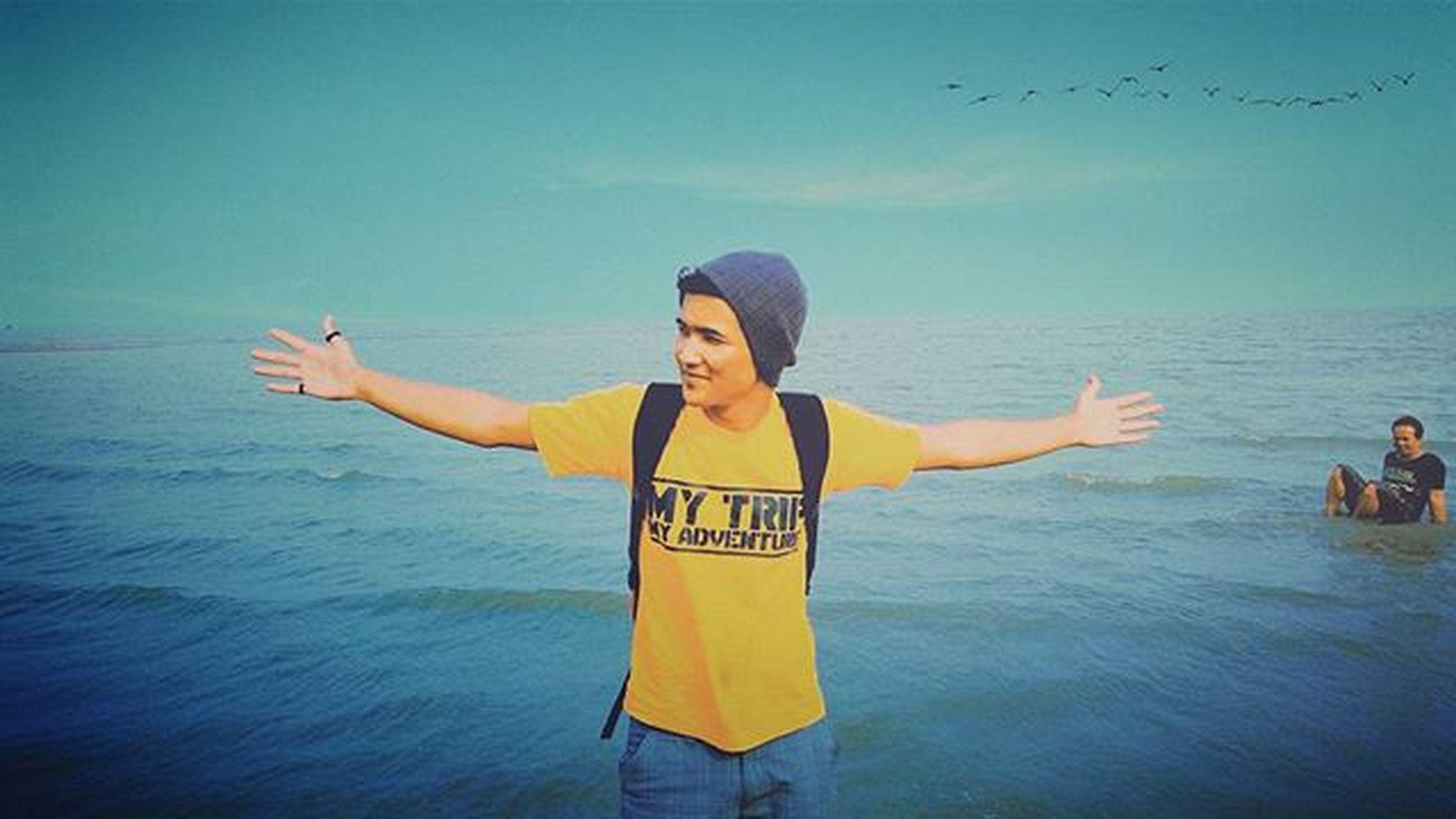 Trip!!! MyTripMyAdventure Beach VSCO VSCO Vintage Vscoedit Muarabadak Sony INDONESIA Instadaily Abadikansetiapmomen Terbaitmeman Jones Sea