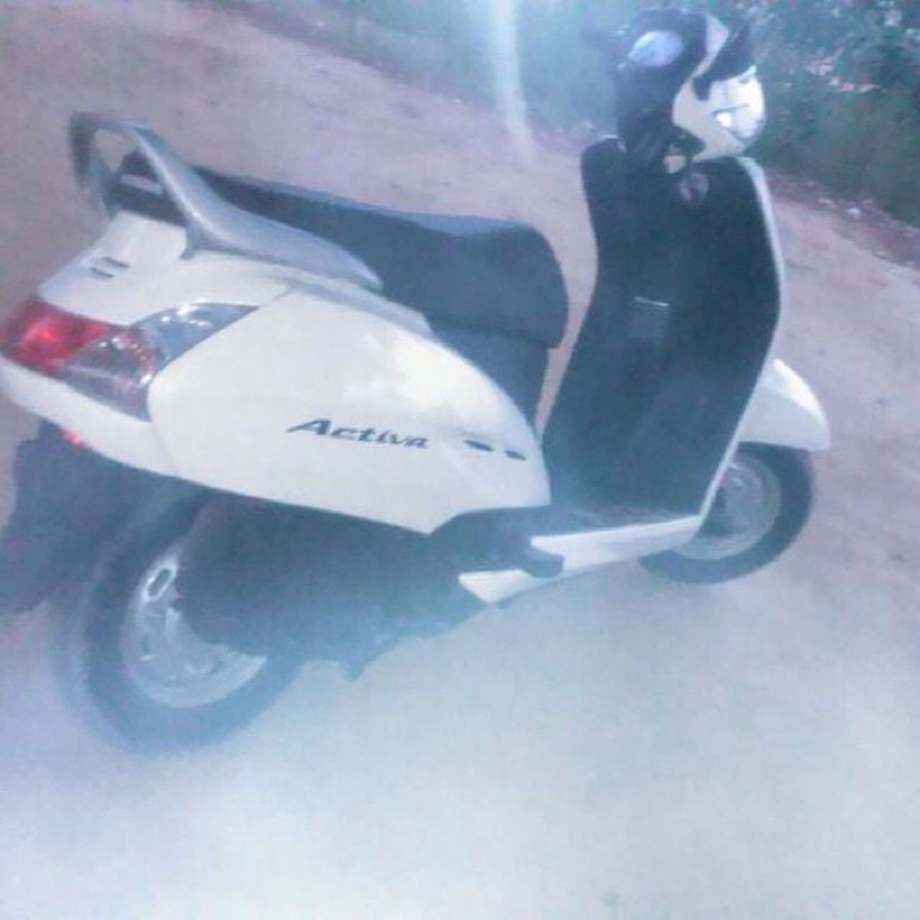 Yippyyy today i buy new activa honda ???