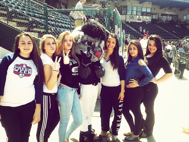 Rock Cats With My Girlies