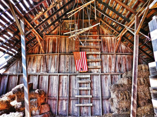 Barn Flag Taking Photos Check This Out Enjoying Life Cool_capture_ The Essence Of Summer Barnwood Patriotism