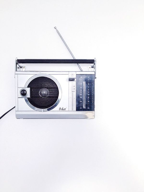 welcome to the 80s Open Edit 80s Vintage Radio