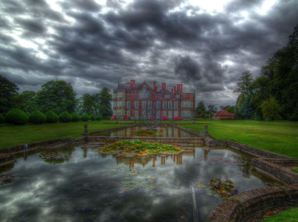 Stately Home East Yorkshire Garden Garden Photography
