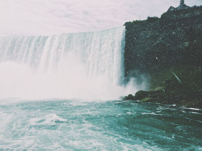 Niagara Falls Waterfall Gorgeous