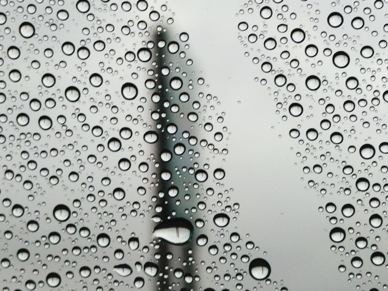 a break in the rain (happy new year to friends near and far!) 🎉🍾🥂🎆 Abstract Rain Drops Rain Drops On The Window On The Road Droplets Of Water Pattern No People In A Car What I See Gray Sky Dreary Weather  Let's Do It Chic! Different Yet The Same Focus On Details Eyem Gallery Nature