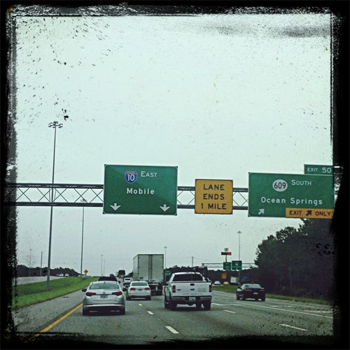 Road trippin' to Florida. One more state before the sunshine state Enjoying Life