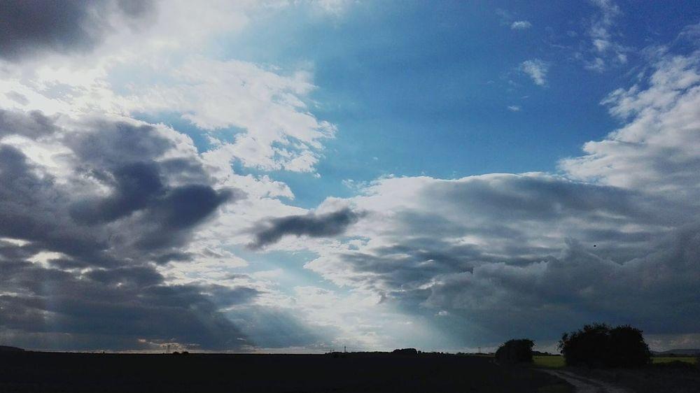Landscape No People Nature Cloud - Sky Sky Cloudchaser