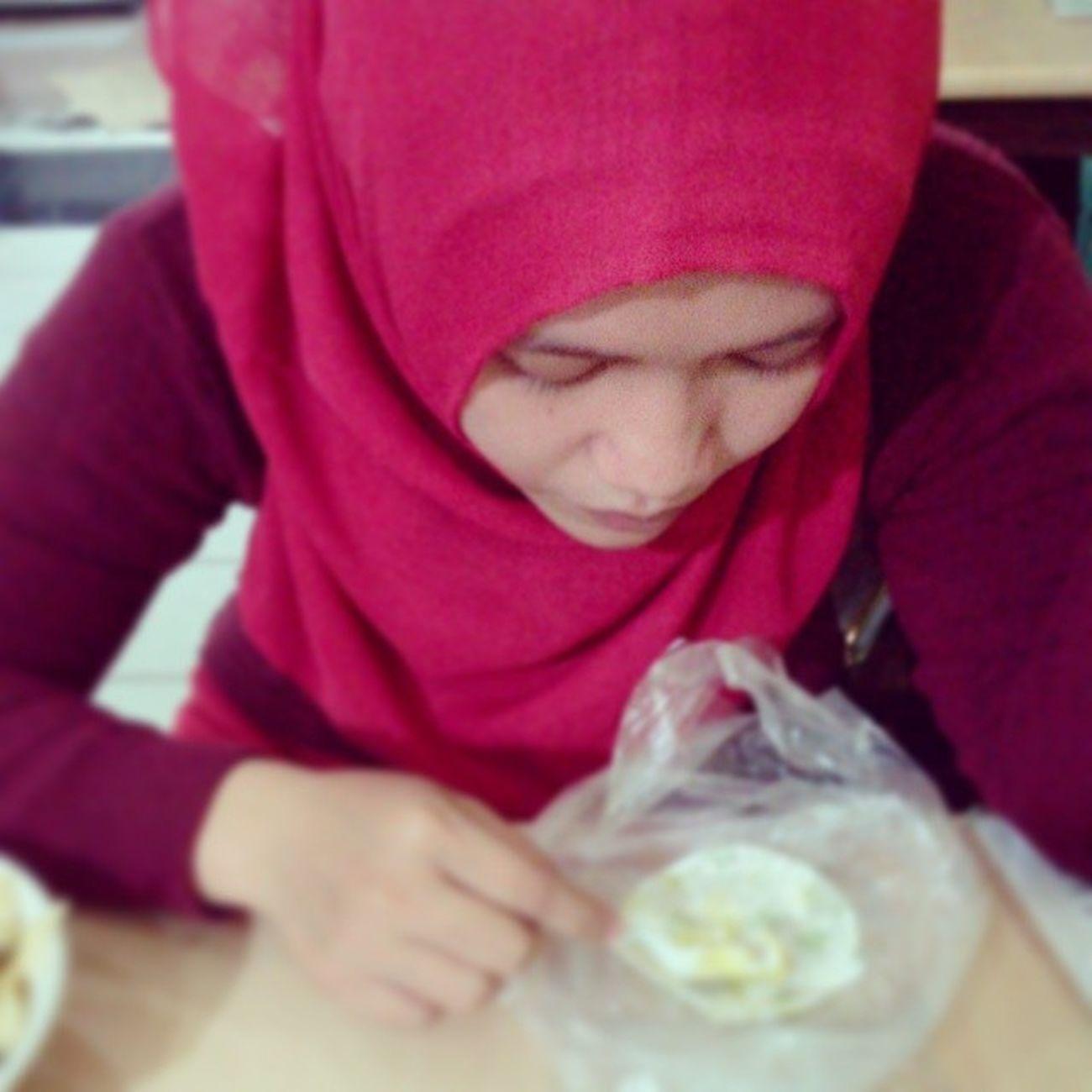 Buka Puasa Pancake Durian