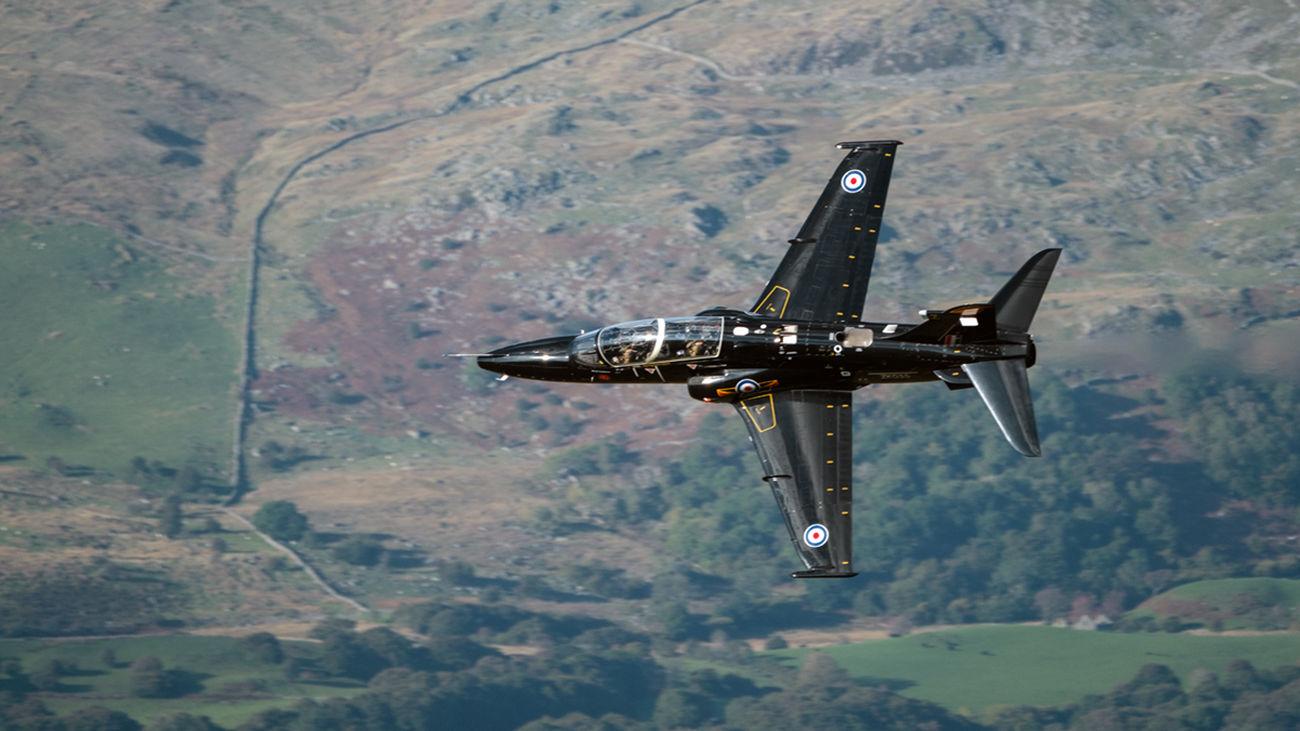 Aircraft LFA7 Low Flying Mach Loop Military Pilot Raf Tornado Typhoon