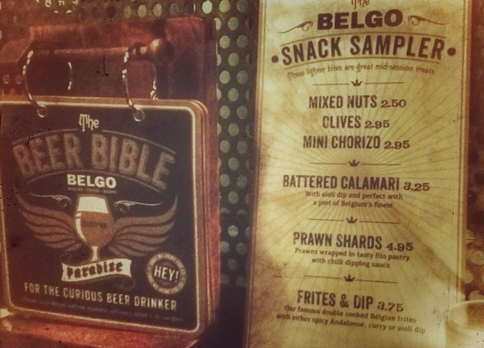 Belgo Restaurant London