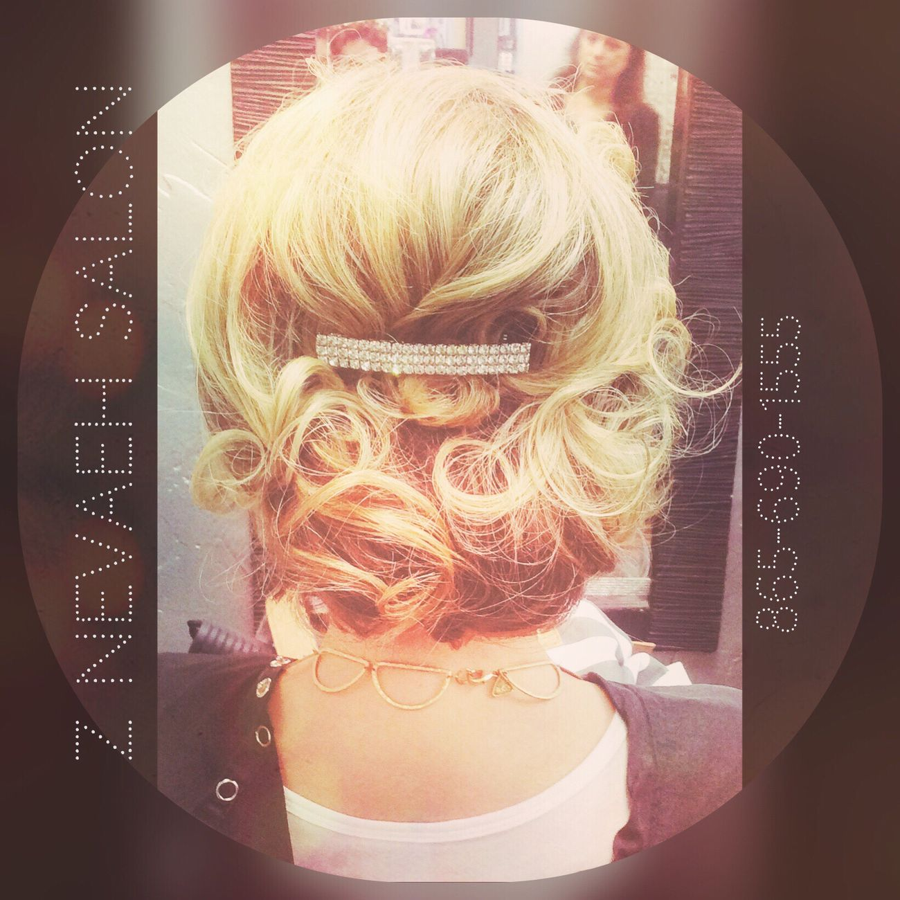 Vintage Hairstyle @znevaehsalon @lorealprous Check This Out Knoxvillesalon Lorealprous Lorealprofessionnelsalon Teamznevaeh @znevaehsalon Salon Vintage Fashion Hairstyle Hairtrends Salonlife Promhair Tecniart @znevaehsalon @lorealprofessionnel Z Nevaeh Salon Fashion #style #stylish #love #TagsForLikes #me #cute #photooftheday #nails #hair #beauty #beautiful #instagood #instafashion # Eye4photography # Photooftheday Fashion Hair Hair Lorealpros Glamour Blonde Tecni.art