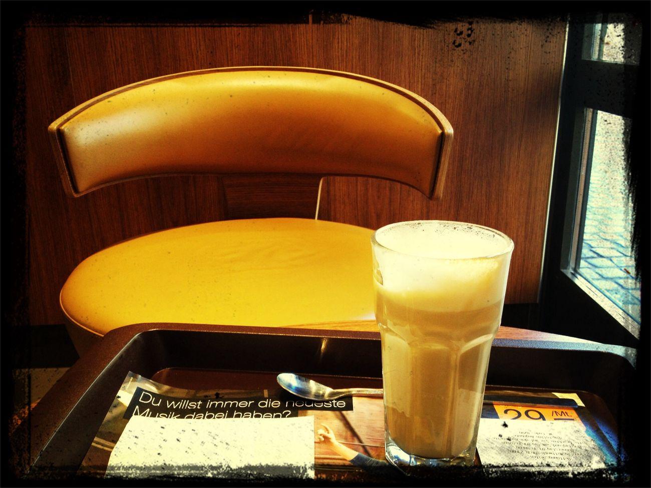 Kafi i de Stadt