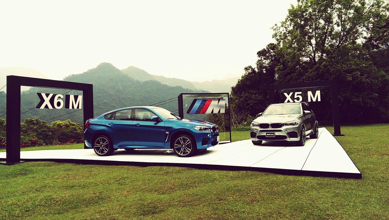 屈尺也有BMW M! Bmw X5m X6M Xindian