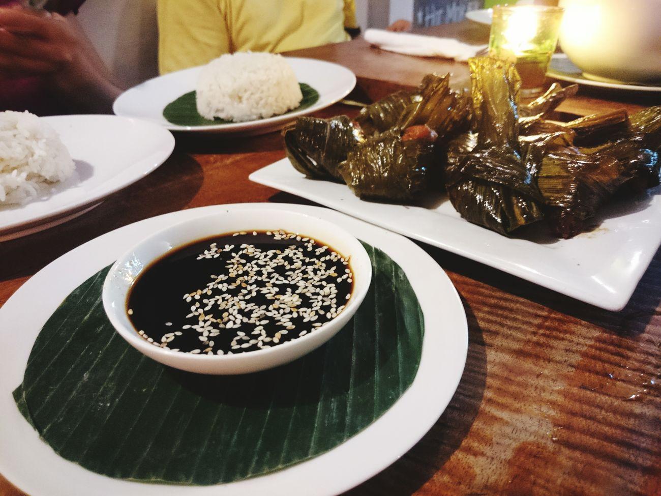 Thailand Food Chicken Pandan