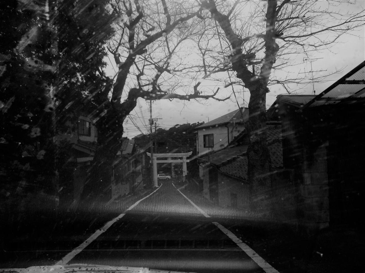 Road 早岐神社