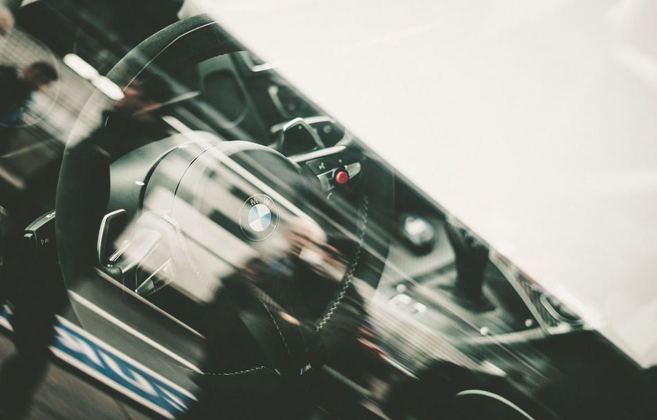 Bmw Close-up Day Indoors  Motion No People Nurburgring Photography Racecar Transportation