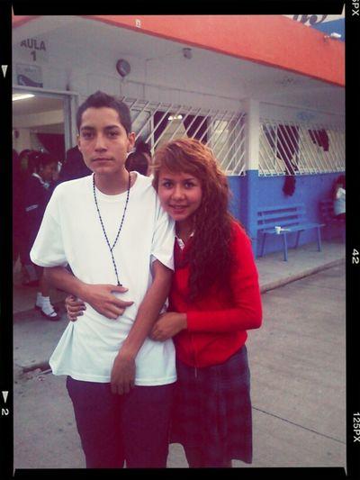 Héctor compañero. School