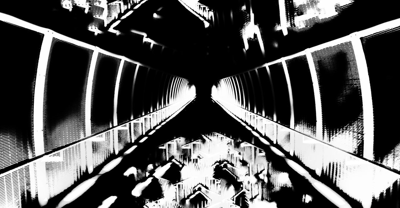 Black And White No People Horizontal Indoors  Day Distant Midnight Futuristic Tranquility Sky Illuminated Outdoors Firework - Man Made Object Archival History Night Exploding Dramatic Sky Travel Destinations Cultures Low Angle View Vertical Horizontal Architecture Close-up