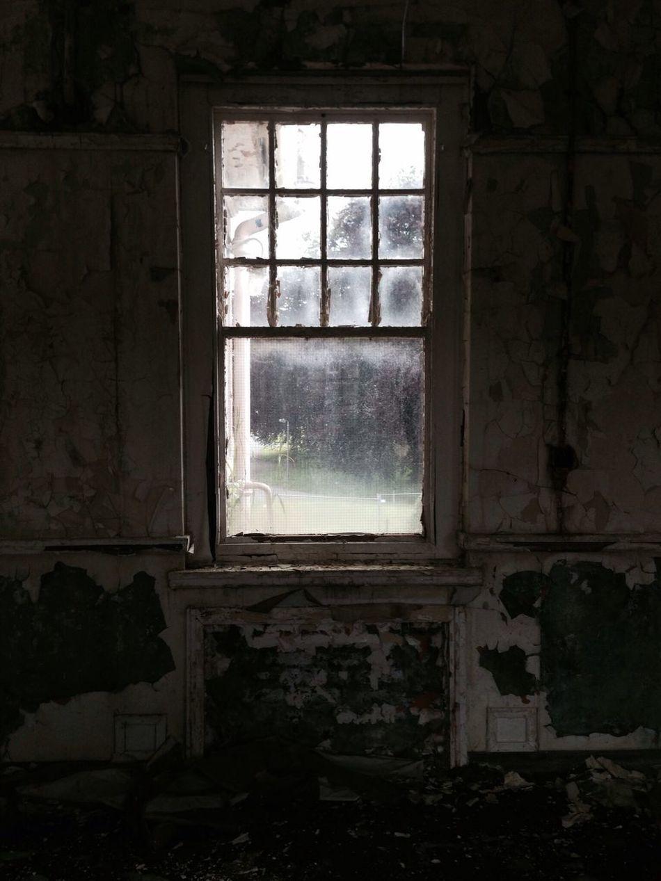 Urbexphotography Abandoned Window