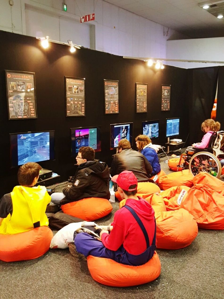 Made In Asia 2015 Made In Asia Brussels Expo Gaming Focus Belgium Brussels