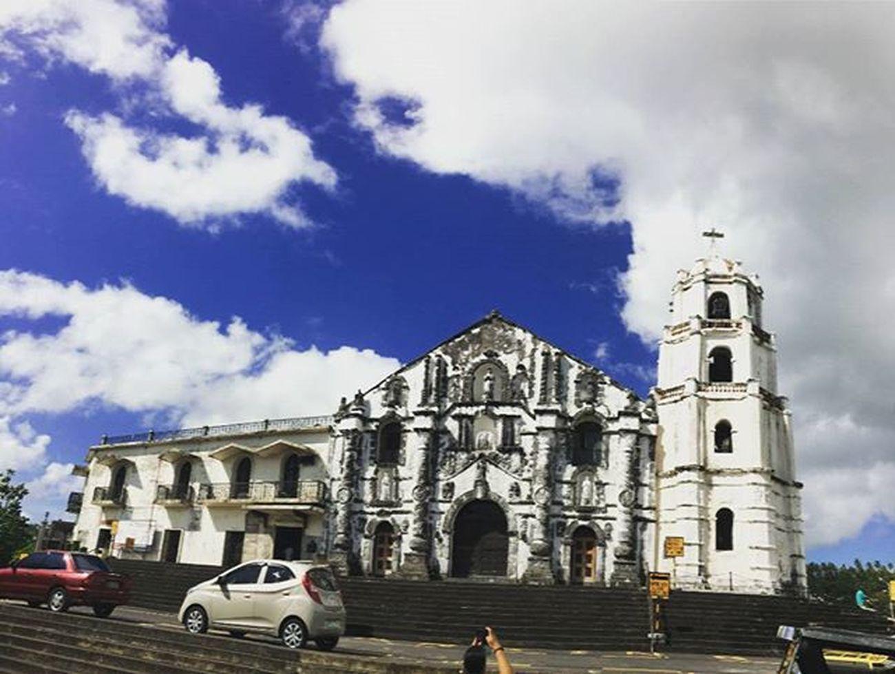⛪ 11/21/15 Itsmorefuninbicol Itsmorefuninthephilippines Philippines Bicol Daragaalbay Daraga Igersmanila Wheninmanila Wheninalbay Pilipinas