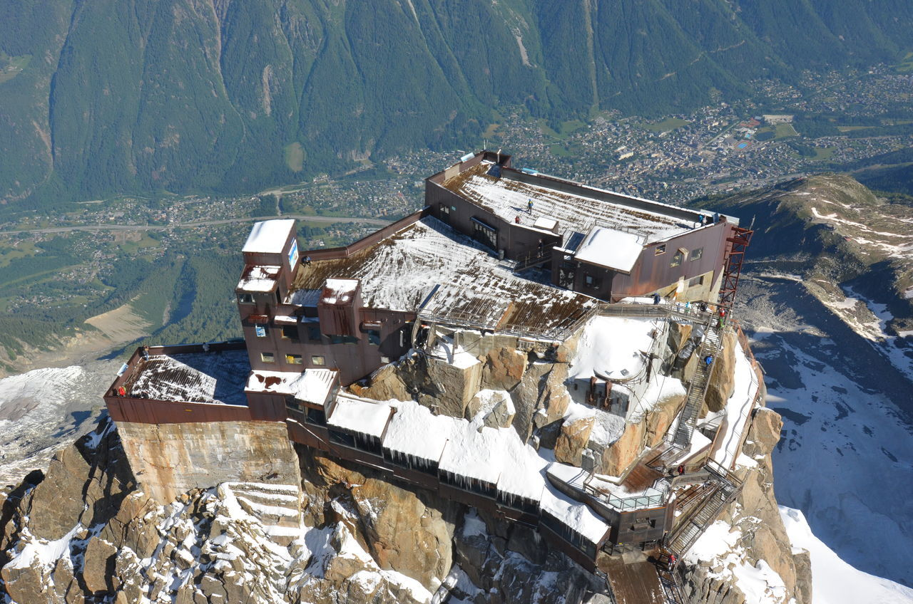Castle Construction Work Getting Inspired Hill Top How Do We Build The World? Looking Down Mountain View South Switzerland Travel Photography The Great Outdoors With Adobe My Favorite Photo Human Meets Technology
