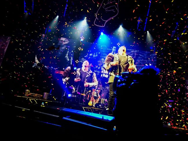 Concert Photography Show Beautiful Moment HapinessOverload Macklemore & Ryan Lewis Pricelessmoments  Atlas Arena Łódź, Poland