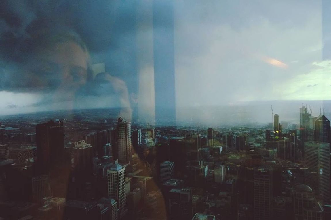 Headintheclouds Eurekaskydeck Melbourne City First Eyeem Photo