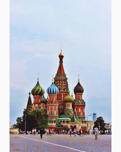 best place in the world - Moscow // St Basil's Cathedral // Architecture // Urban