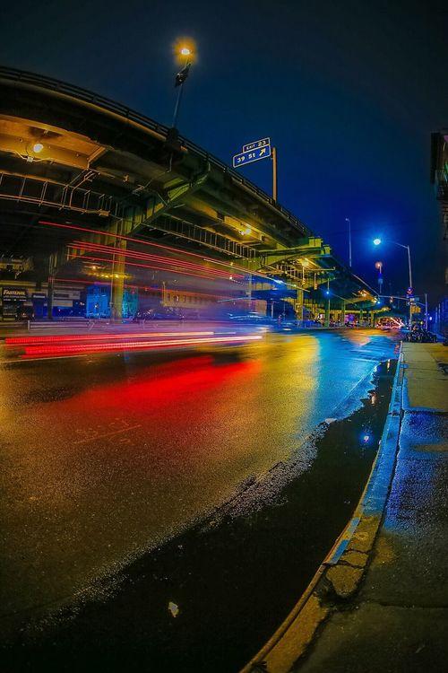 Learn & Shoot: After Dark Brooklyn Sunsetpark Long Exposure Night Nightphotography Nightscape NYC Photography New York City NYC EyeEm Eyeemphotography Car Cityscapes Photography Photographer ShawnBaz