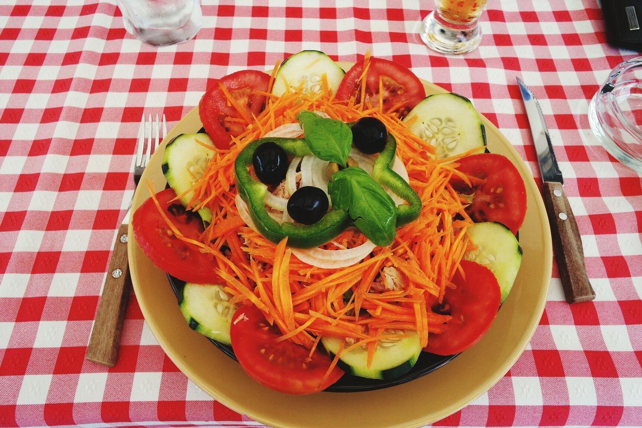 Dietfood Taking Photos Relaxing Enjoying Life