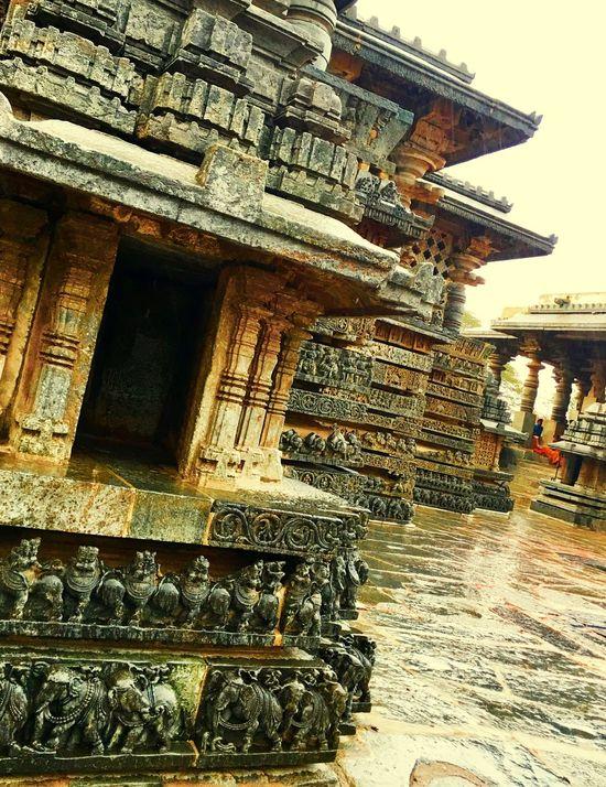 Halebidu Halebidutemple Architecture History Ancient Sculpture Statue Temple